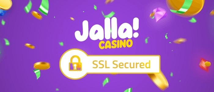 Jalla Casino App Safety