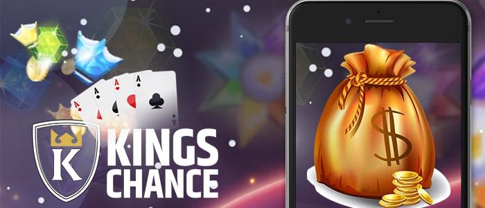 Kings Chance Casino App Banking