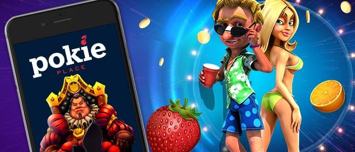 Pokie Place Casino App Intro