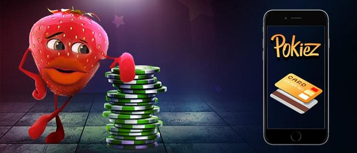PokieZ Casino App Banking