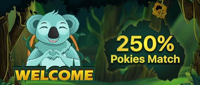 Two-Up Casino App Bonus