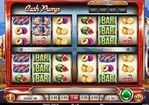 Cash Pump Slot Theme