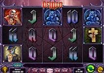 Demon Slot Theme