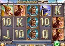 Divine Showdown Slot Theme