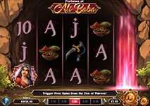 Fortunes of Ali Baba Slot Theme