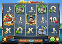 Hugo's Adventure Slot Theme
