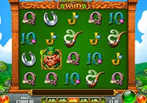 Leprechaun Goes Wild Slot Theme