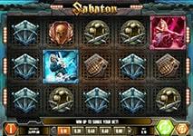 Sabaton Slot Theme