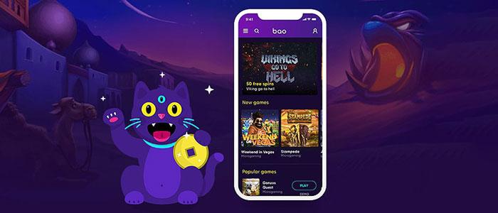 Bao Casino App Cover