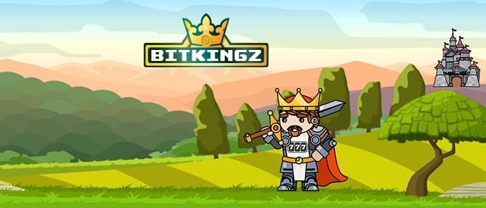 Bitkingz Casino App Cover