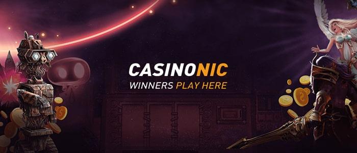 Casinonic Casino App Cover