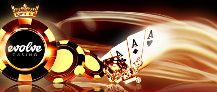 Evolve Casino App Cover