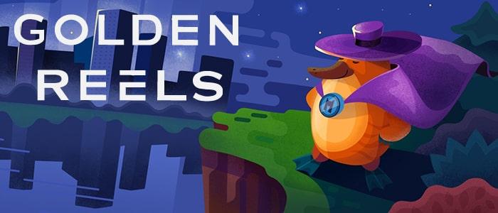 Golden Reels Casino App Cover