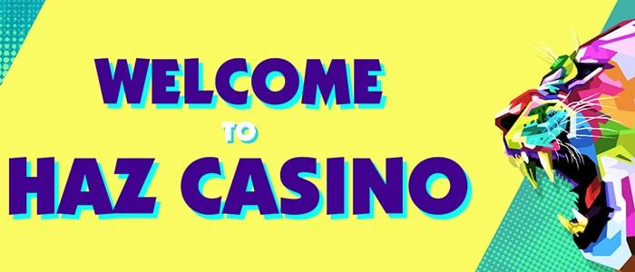 Haz Casino App Cover