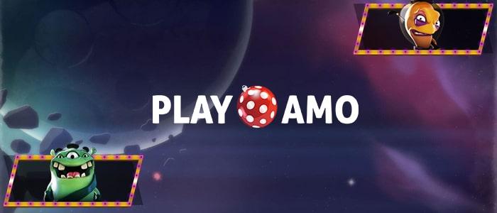 PlayAmo Casino Intro