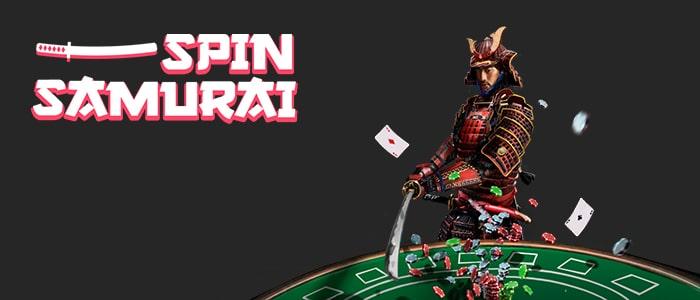 Spin Samurai Casino App Cover
