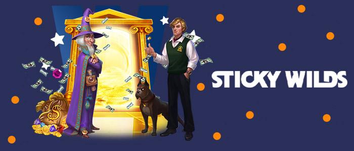 Sticky Wilds App Support