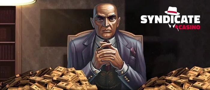 Syndicate Casino App Cover