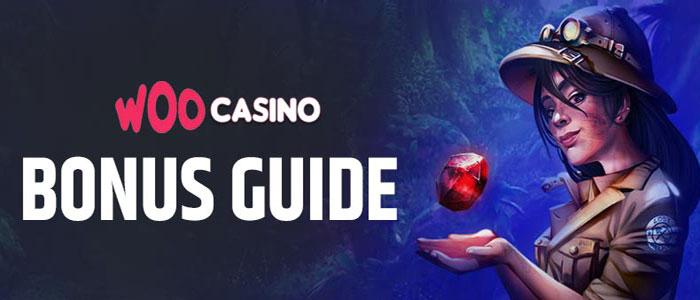 Woo Casino App Bonus