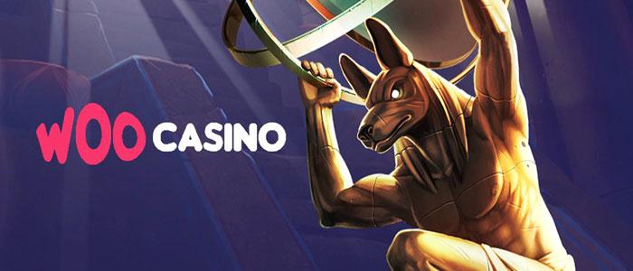Woo Casino App Cover