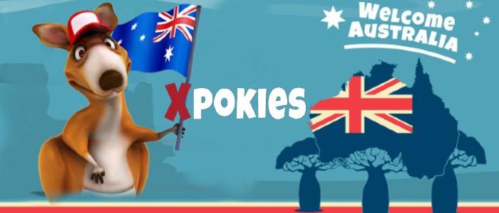 XPokies Casino Mobile App Cover