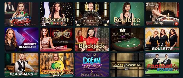 Roku Casino App Games