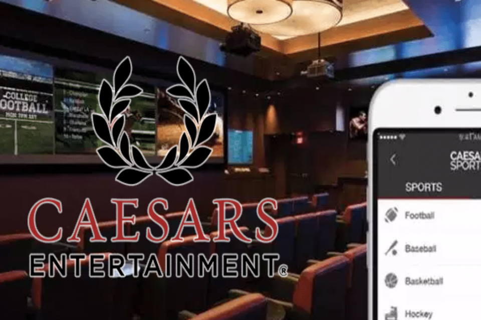Caesars to Launch New Sportsbook App and Replace William Hill